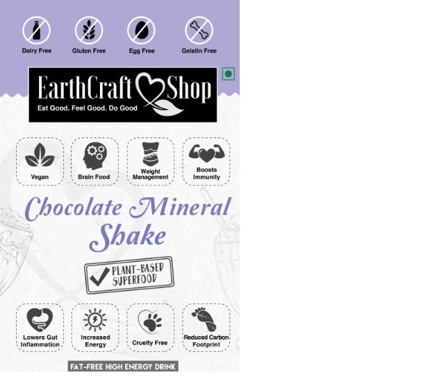 chocolte mineralshake